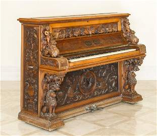 The Immortal Piano of Siena. Turin, Early 19th Century