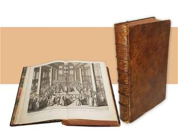 Religious Ceremonies and Customs. Volume of Bernard