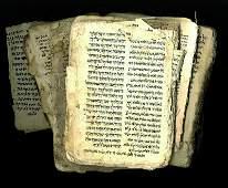 Collection of Yemenite Manuscripts. 18-19th Centuries