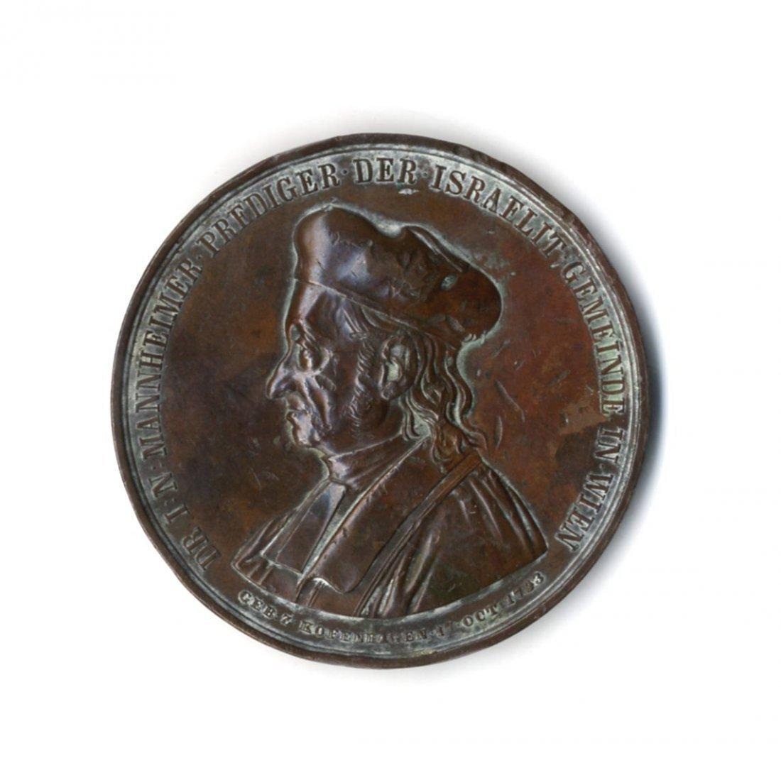 Dr. Isaac Noah Mannheimer – Leader of the Viennese