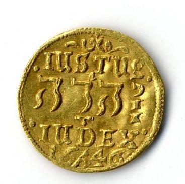 Gold Coin. 1/Denmark, 1646