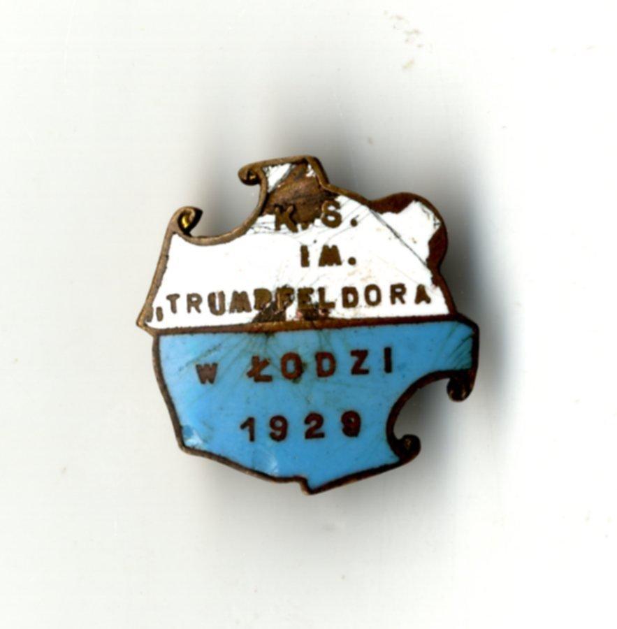 Trumpeldor Pin, 1929