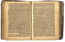 Complete manuscript of Haftariot Shel Kol HaShanah