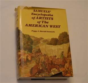 Samuels' Encyclopedia of Artists of the Americaan West,