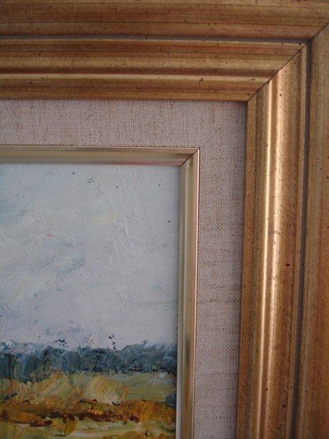 NOPARAT LIVISIDDHI Orig ART Painting FIELD HARVESTERS - 10