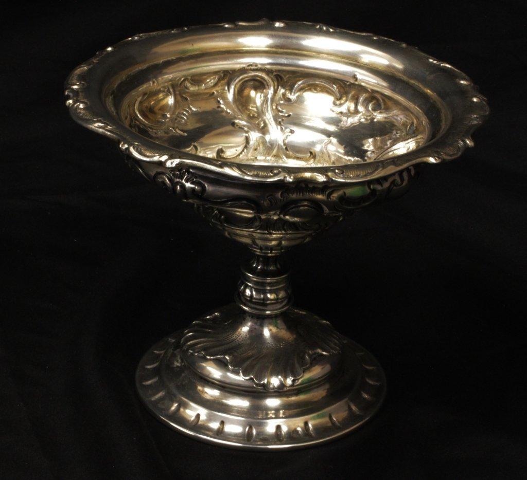 Vintage Vincenz Carl Dub, Austria Silver Dish
