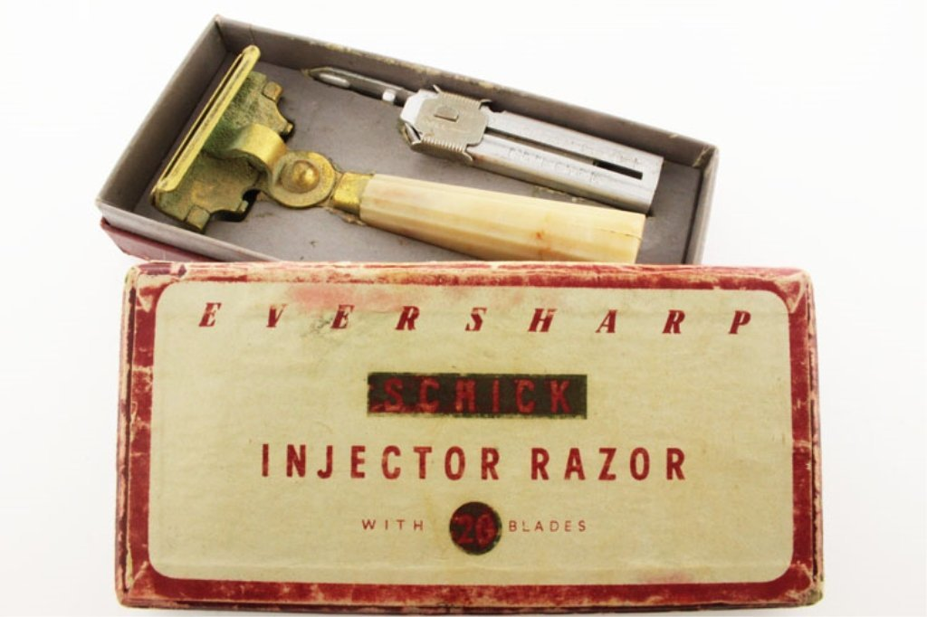 Eversharp Schick Injector Razor