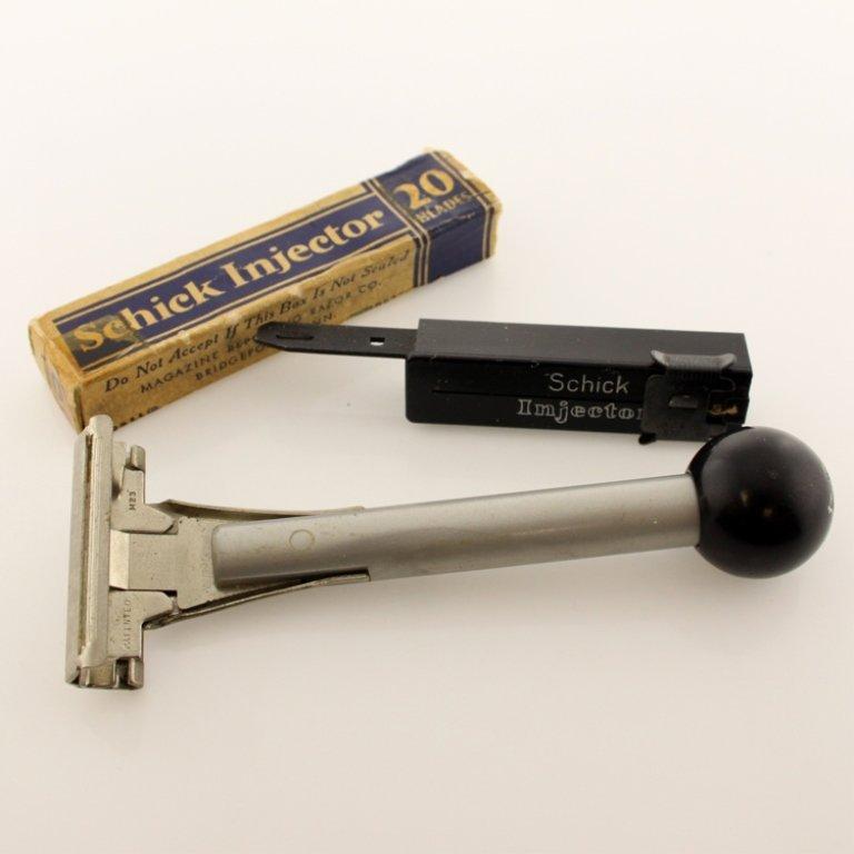 Stick Schick Injector Razor