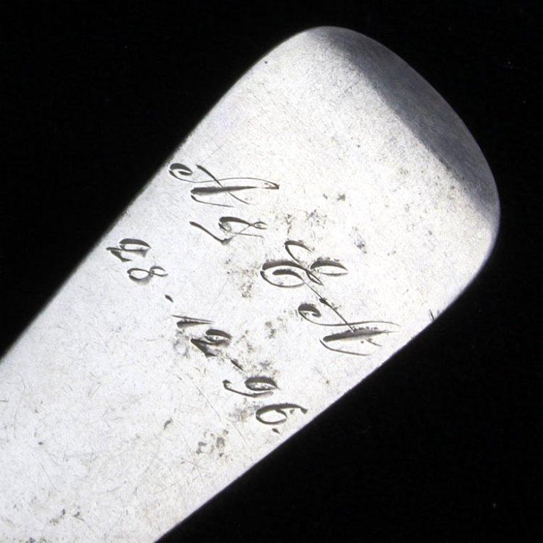 A. Frisch 830 Silver Ladle - 4