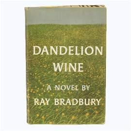 Bradbury, Dandelion Wine