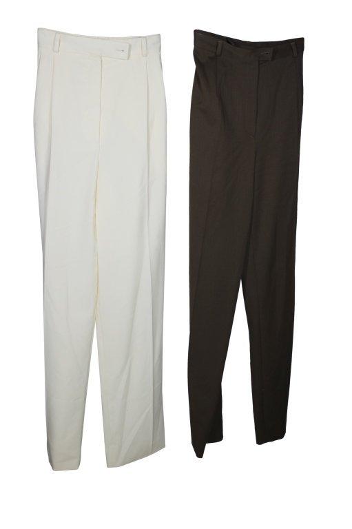 2 Pair of Bernard Zins Paris Pants
