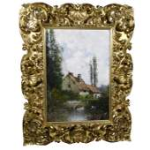 William Henry Hilliard Original Painting