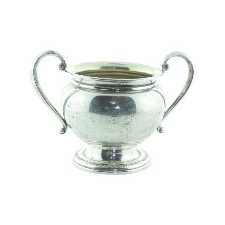 International Sterling Courtship Sugar Bowl