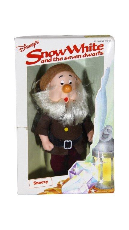 Disney's Sneezy -Snow White and the Seven Dwarfs