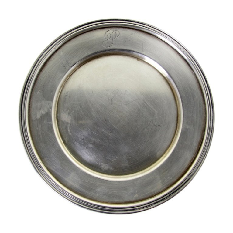 Small Sterling Dish