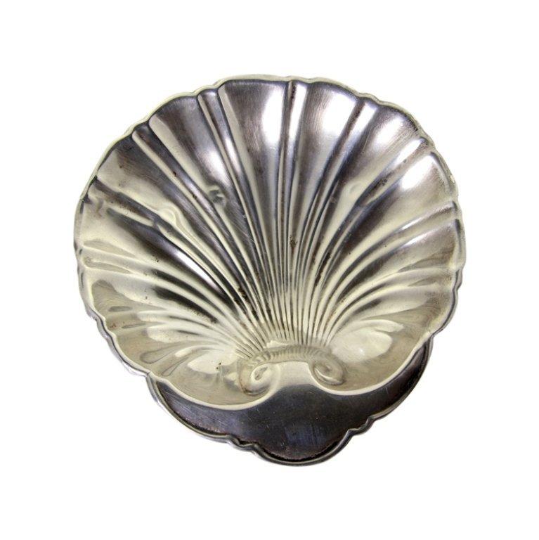 Sterling Nut Dish