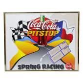 Nascar Coca Cola Pitstop Art & Tickets