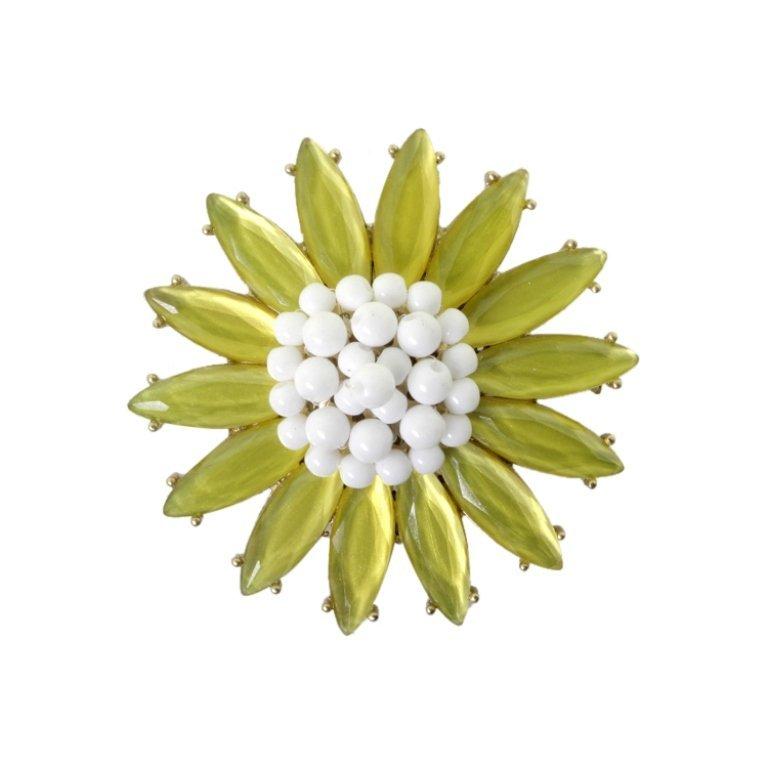 Floral Brooch
