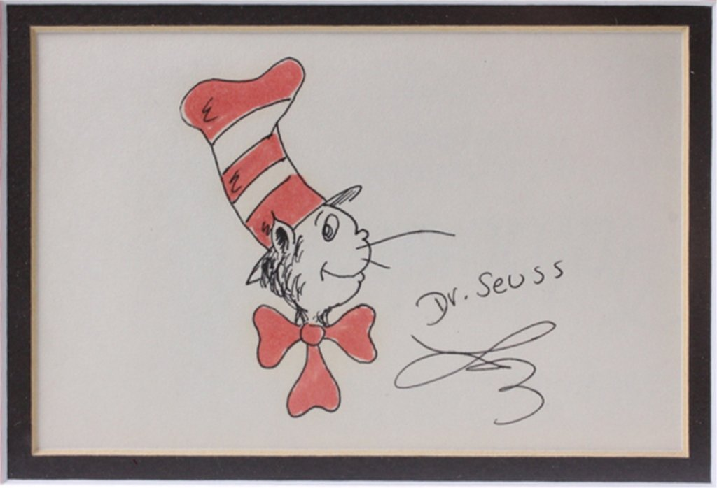 Cat in the Hat Dr. Seuss(Geisel)