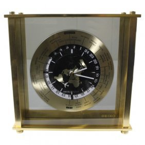 Seiko Mantle Clock