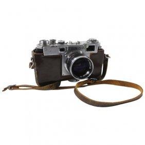 Vintage Nikon Nippon Kogaku Tokyo Camera
