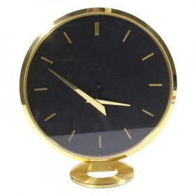 Lecoultre Co Mystery Clock