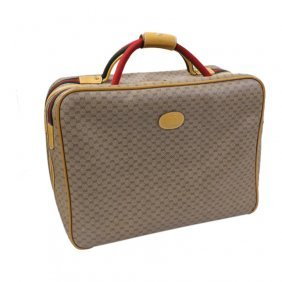 Gucci Small Suitcase