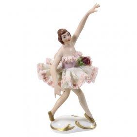Gerold Porzellan Ballerina Figurine