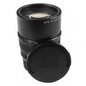 Leica Apo Summicron M 75mm Asph Lens