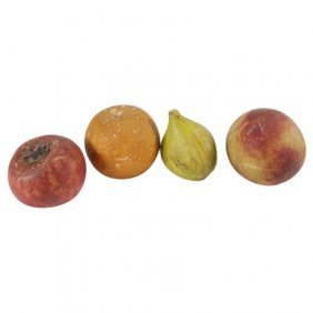 19th Century Italian Stone Fruit