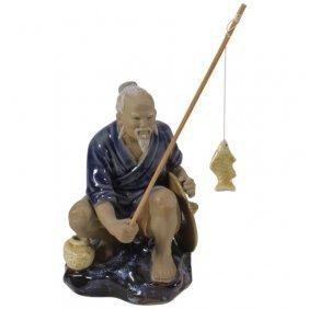 Chinese Fishing Mudman