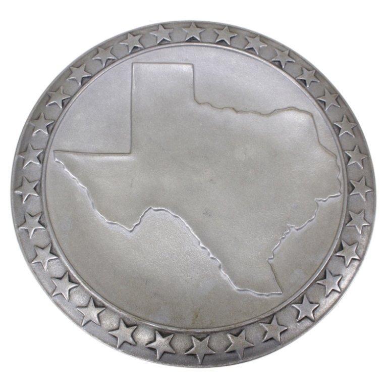 Wilton Armetale Texas Platter