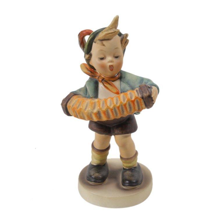 Hummel 185 Accordion Boy Figurine