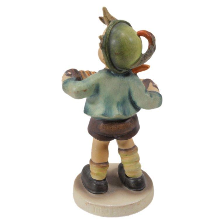 Hummel 185 Accordion Boy Figurine - 2