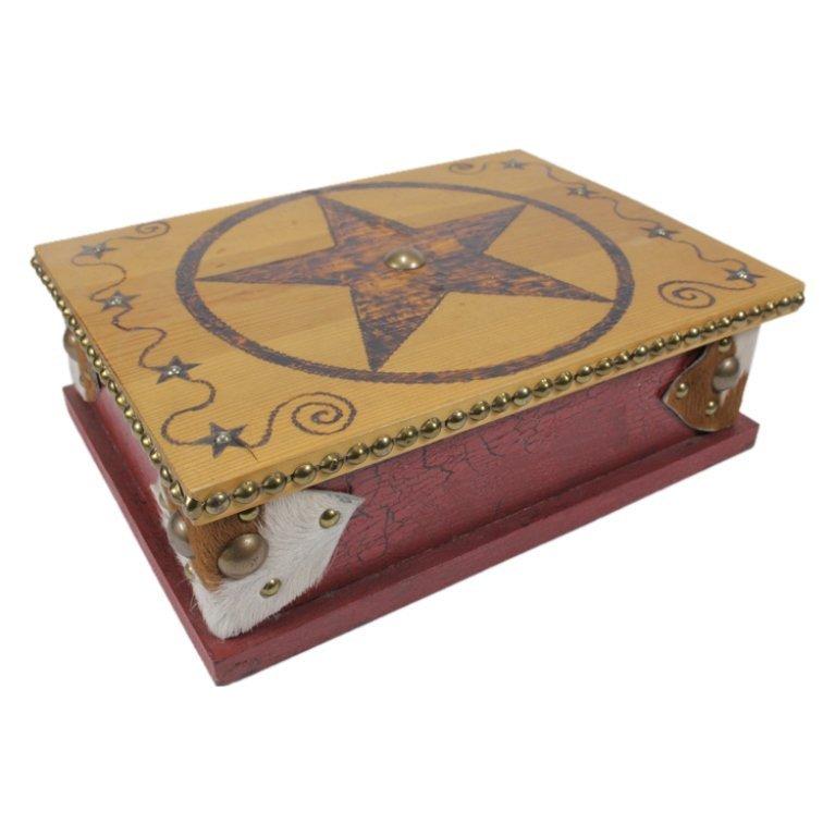 Sandra Hyde Western Theme Box