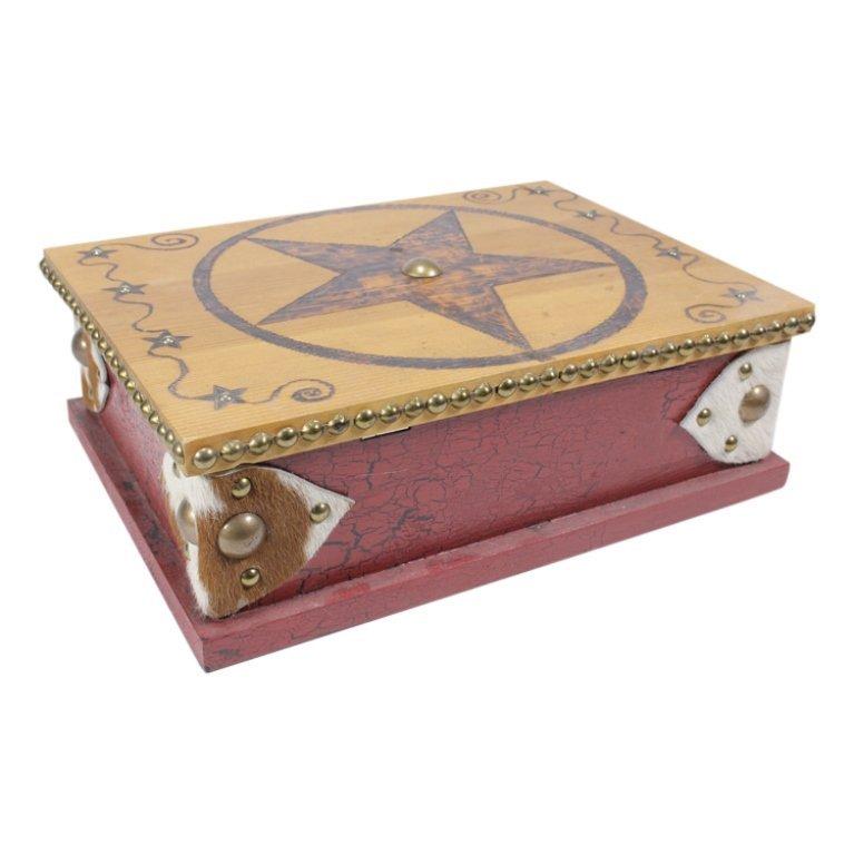 Sandra Hyde Western Theme Box - 3
