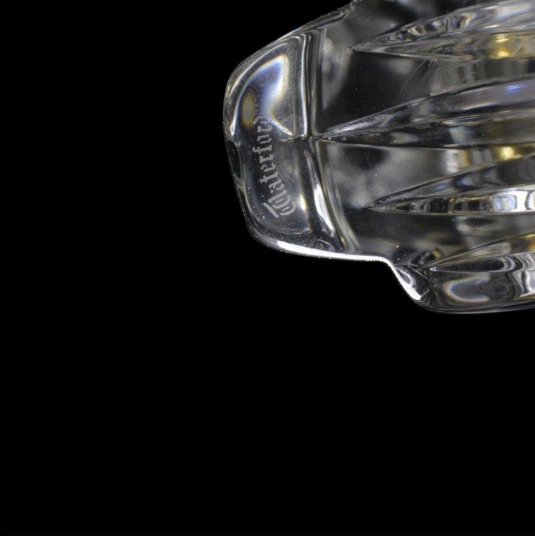 Waterford Crystal Cat Figurine - 3