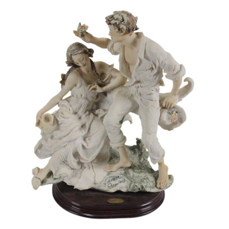 Giuseppe Armani Florence Figural Sculpture