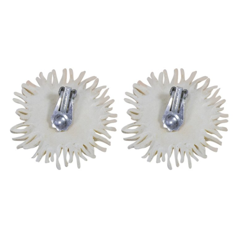 Featherweights Clip Back Earrings - 2