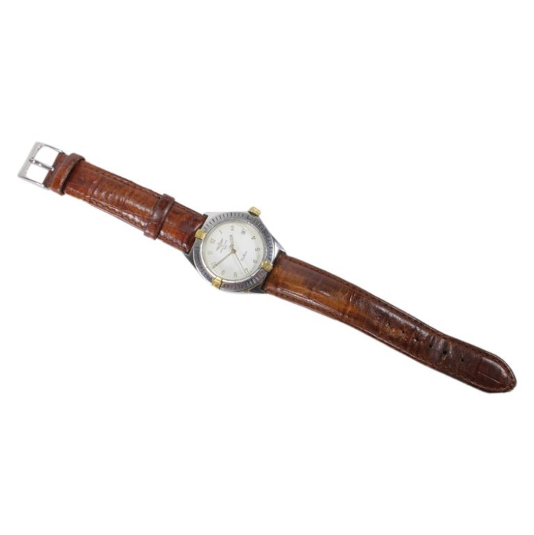 Breitling 1884 Callisto Stainless Watch - 2