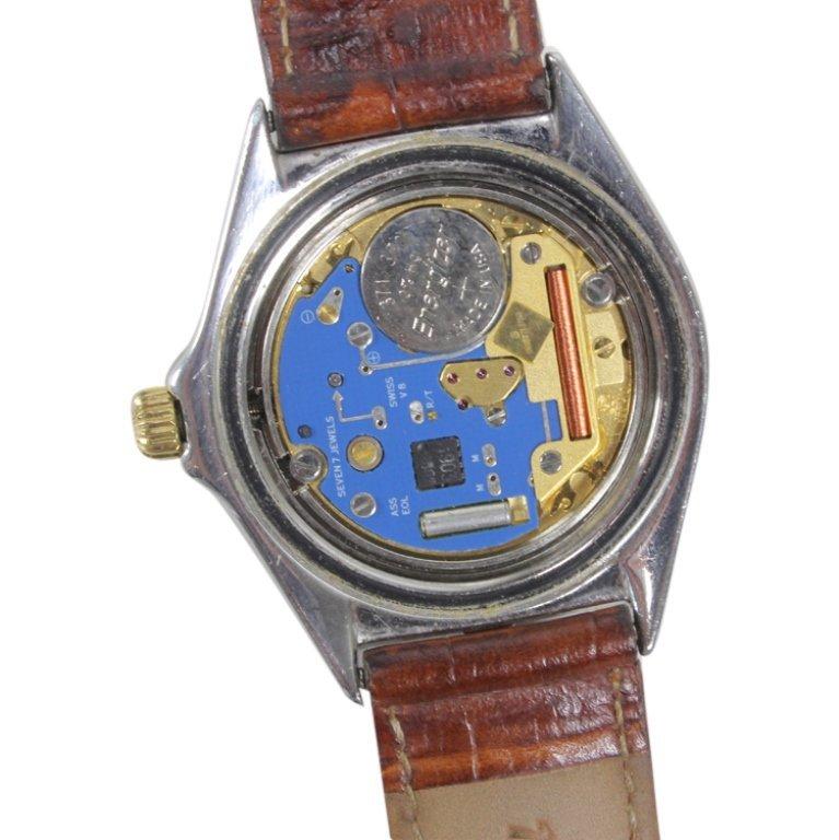 Breitling 1884 Callisto Stainless Watch - 5