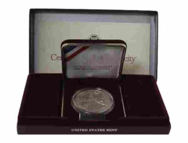 1988 US Mint Olympic Silver Dollar