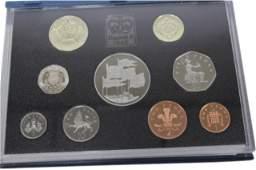 1996 Royal Mint Proof Set