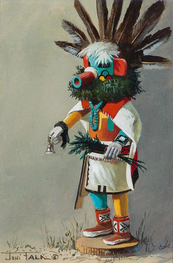 Joni Falk   'Kachina'
