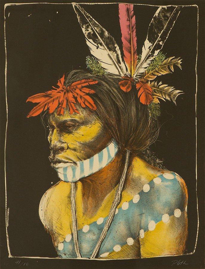 Paul Pletka  'Taos Turtle Dancer'