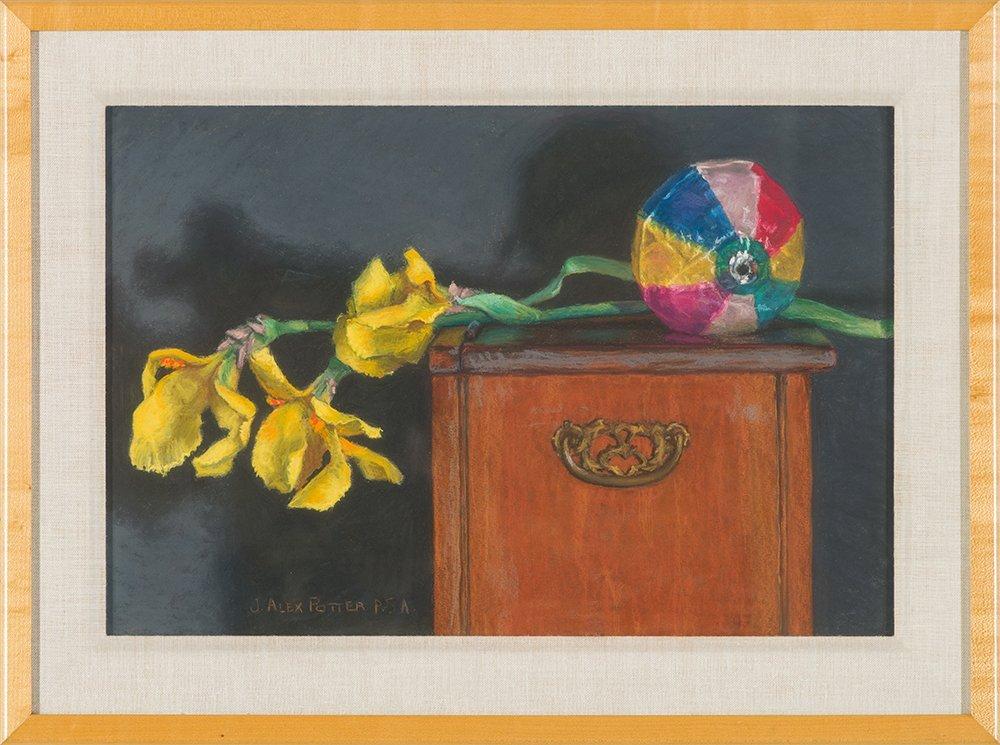 J. Alex Potter 'Paper Balloon II' - 2
