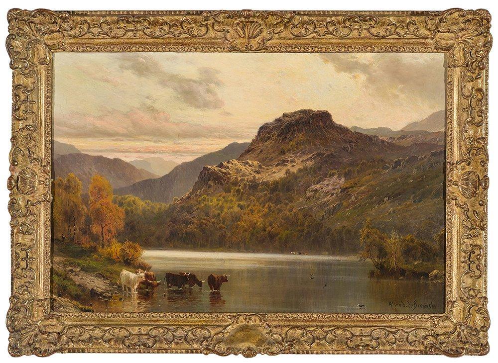 Alfred de Breanski  'Untitled Landscape' - 2