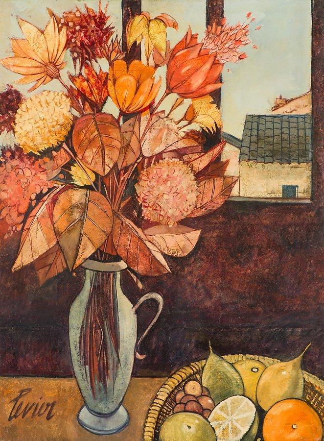 Charles Levier  'Fleurs d Automne'