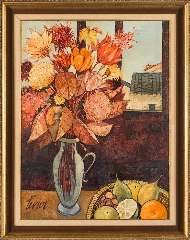 Charles Levier  'Fleurs d Automne' - 2