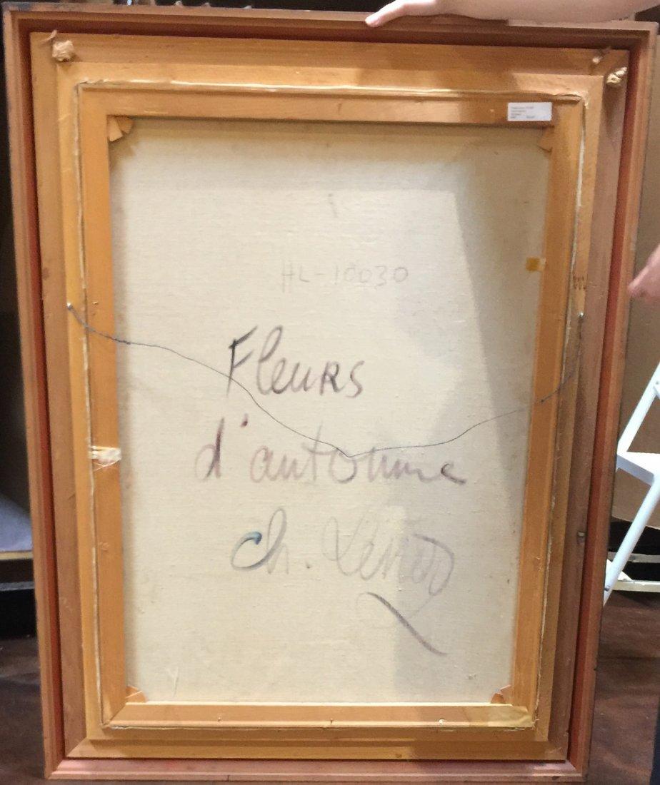 Charles Levier  'Fleurs d Automne' - 3